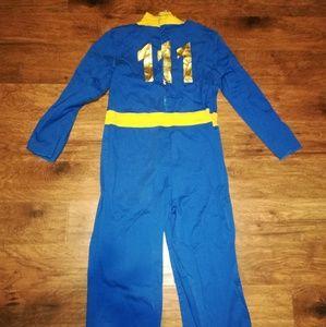spirit halloween costumes fallout shelter vault boy halloween costume